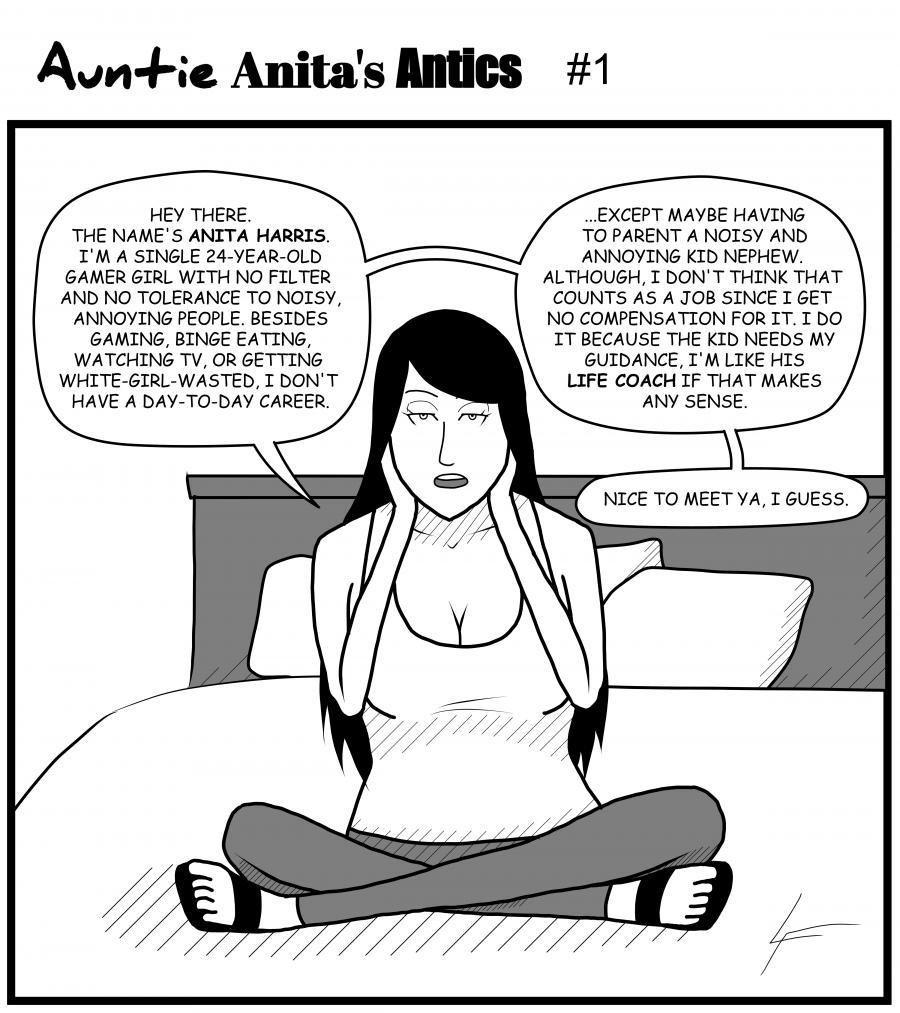 Anita #1